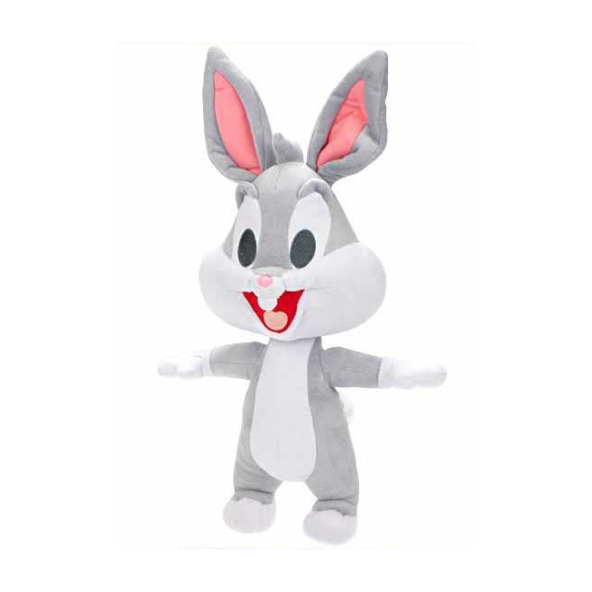 Knuffeldieren baby Bugs Bunny 32 cm