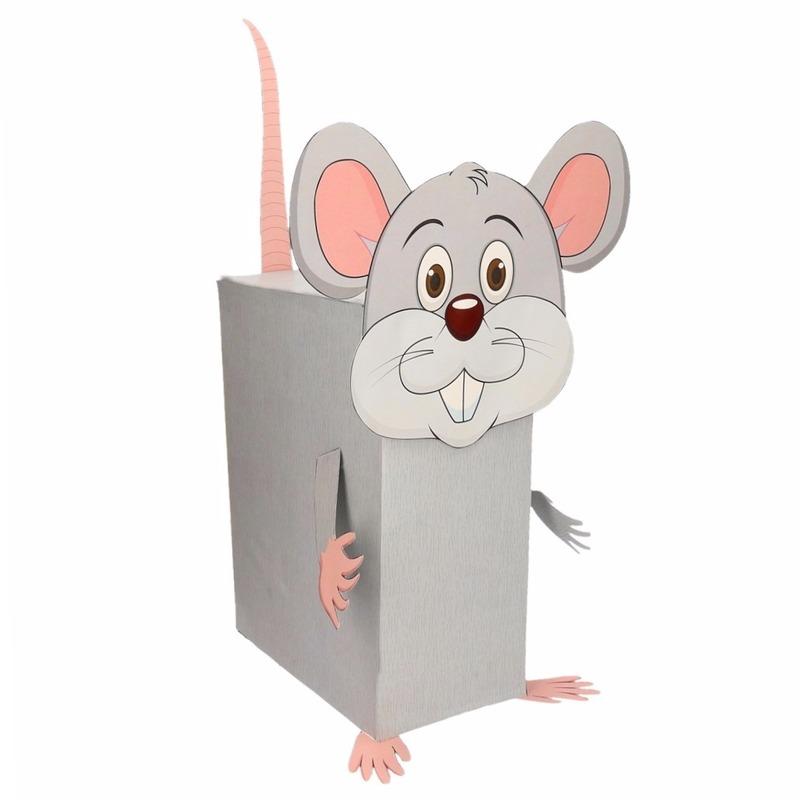 Muis - rat surpise bouwen voor kinderen