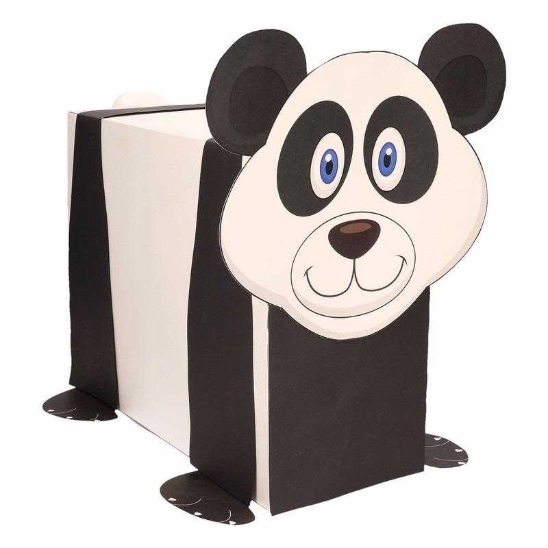 Panda surpise bouwen voor kinderen