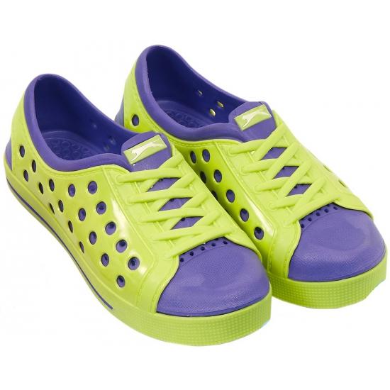 Slazenger waterschoenen voor meisjes lime/paars