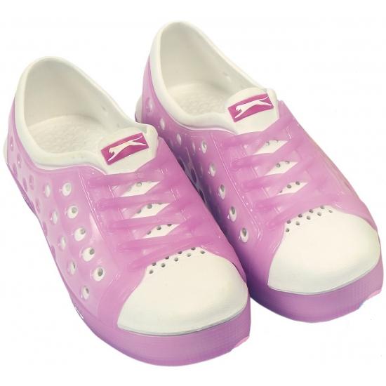 Slazenger waterschoenen voor meisjes roze/wit
