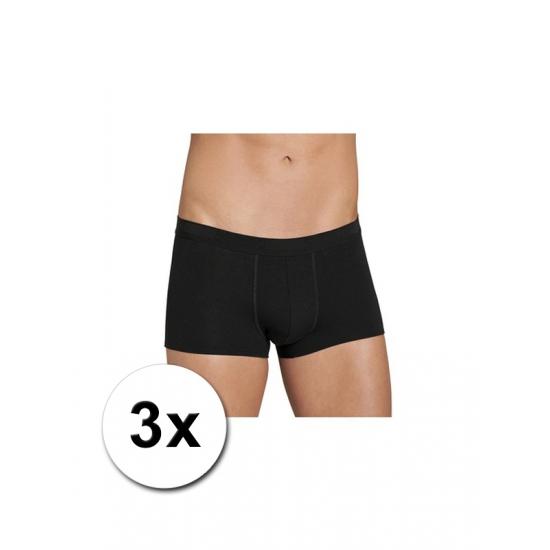 Sloggi heren hip shorts zwart 3x