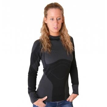 Thermo kleding zwart voor dames merk Craft