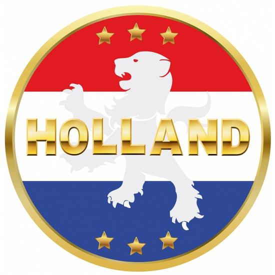 WK Holland bierviltjes 25x